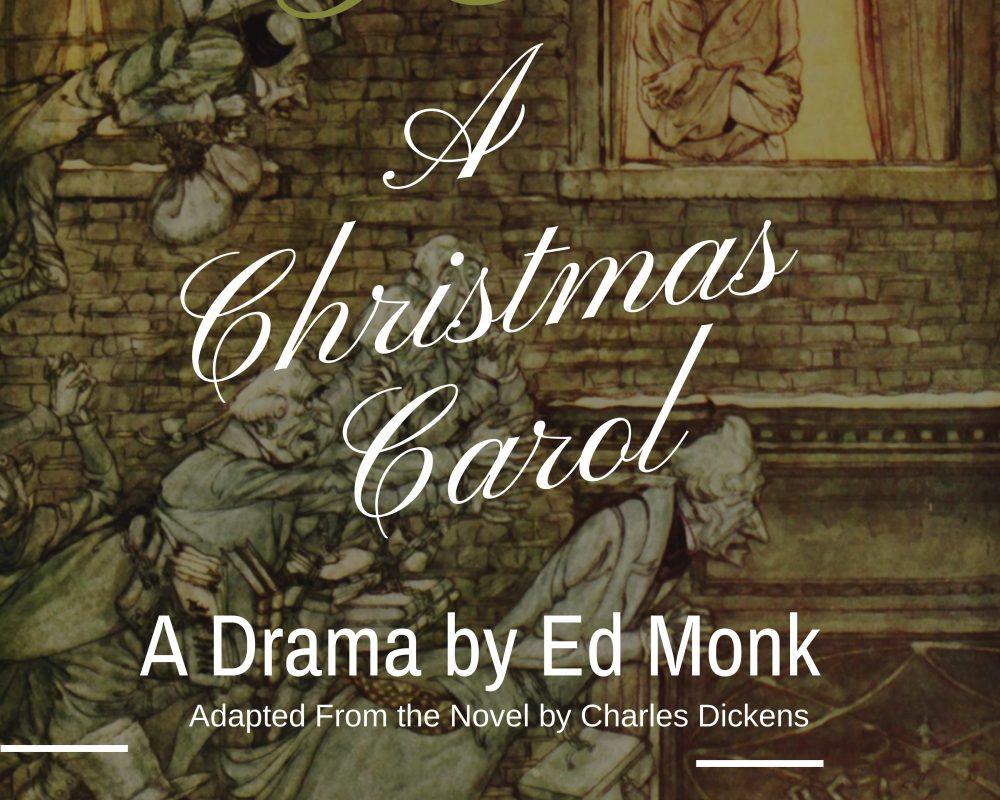 A Christmas Carol Poster 1-1